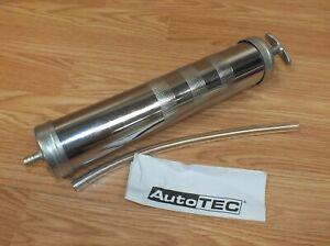 Autotec (57408) 1 Pint Capacity  Prime-Free Operation Steel Suction Gun w/ Hose