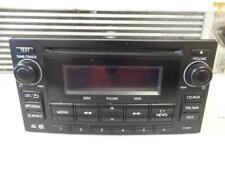 SUBARU FORESTER RADIO/CD CD PLAYER, 02/08-08/12 08 09 10 11 12
