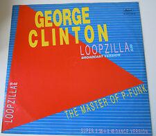 George Clinton, Loopzilla, Capitol Records  1A K052Z-86614,Vinyl Maxi 1982