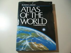 Reader's Digest Atlas of the World by Reader's Digest Editors (1987, Hardcover