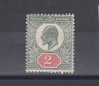 GB KEVII 1911 2d Deep Dull Green Red Somerset House SG290 MNH JK2859
