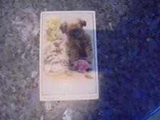 beau lot de huit carte postale ancienne de chats