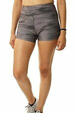 New Women'S Under Armour Heat Gear Compression Shorts Size M 1262940 002