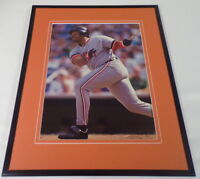 Cecil Fielder Tigers Framed 11x14 Photo Display