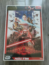 STAR WARS THE RISE OF SKYWALKER - 1000 PIECE JIGSAW PUZZLE - COMPLETE