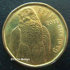 FIJI 2012 $2 COIN