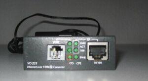 Planet VC-231 VDSL 2 Konverter 100Mbps Ethernet VC-231 Profil 17a , 30a