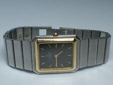 Ladies' 18k Gold & Stainless Steel Two Tone Concord Mariner SG Watch