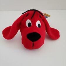 Clifford Big Red Dog Plush Book Teachers Pets Scholastic Zipper Pull Key Chain