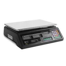 Giantz 40kg Electronic Digital Scale - Black