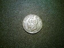 1867 ITALIA 1 CENTESIMO di LIRA Coin. ottime qualità EF
