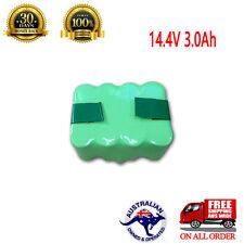 Battery For EUROLAB XR210 BTC-KS001VX ZECO V700 14.4V 3.0Ah Ni-MH Vac Cleaner OZ