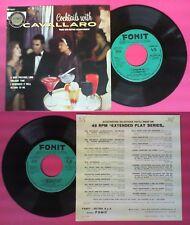 LP 45 7'' Cocktails with CAVALLARO A very precious love Twilight no cd mc dvd