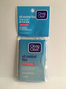 Clean and Clear Oil Control Film Blotting Paper Face (one pcs)