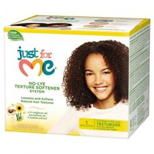 Just For Me Texture Softening Children's No Lye Texturizer-Fine,Med,Coarse Hair