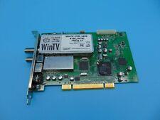 ✅ Hauppauge WinTV HVR-1600 TV Tuner PCI Card ATSC/NTSC - Tested
