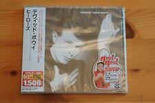Rare David Bowie Heroes CD EMI Japan Case OBI Sealed 10 Tracks TOCP54077