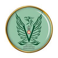 5 Militaire Intelligence Bataillon, Armée Britannique Broche Badge