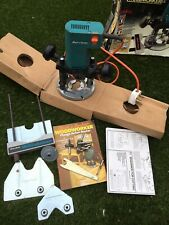 Black And Decker Woodworker DN66 Plunge Action Router