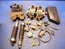 Yamaha Cylinder Head Shocks Parts Lot 1975 XS650