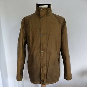 BARBOUR Hilton XXL Wax Jacket