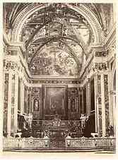 Giorgio Sommer, Italia, Napoli. Chiesa di San Marino  Vintage albumen print. Ita