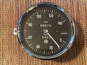 Jaeger OEM Speedometer Gauge for 1971-80 Alfa Romeo Spider