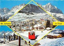 B75287 St johann in tirol ski tramway tram  austria