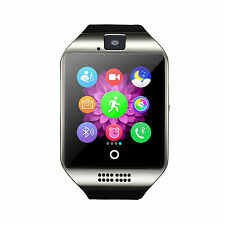 Q18 NFC Bluetooth Smart Watch Phone Call SMS Sync For Android Samsung LG HTC ZTE