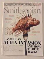 Smithsonian Magazine Lionfish Invasion June 2018  052319nonrh