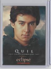 THE TWILIGHT SAGA ECLIPSE TRADING CARD Tyson Houseman as Quil #102