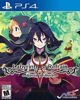 Labyrinth of Refrain Coven Dusk PlayStation 4, PS4 Brand New