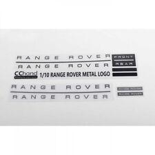 RC4WD Metal Emblem Set:JS 1/10s Range Rover Classic Bdy RC4VVVC0650