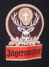Jagermeister T Shirt, Black, Large, L