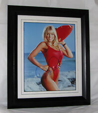 """Donna D'errico Signed """"Baywatch"""" guaranteed authentic A363DD"""