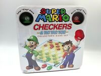Super Mario Brothers JEU Tic Tac Toe neuf Boite métallique collector Uk version