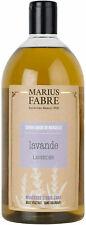 Savon de Marseille liquide recharge - 1 L - lavande - Marius Fabre