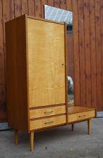 60er Vintage Highboard Flurkommode Spiegel Schrank Anrichte Mid-Century 50er