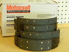 AUTO MOTORCRAFT BR75B BRAKE SHOE SET NEW & UNUSED 1979 - 1994 FORD BOXED SET