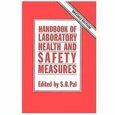 Handbook of Laboratory Health and Safety Measures (2012, Paperback)