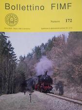 Bollettino treni FIMF n°172 - Elettromotrici ALe 883 - Tram di Torino [TR.33]