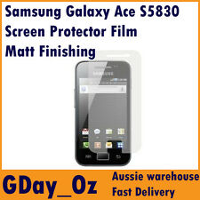 Samsung Galaxy Ace S5830 Screen Protector Film (Anti-Glare Finishing)