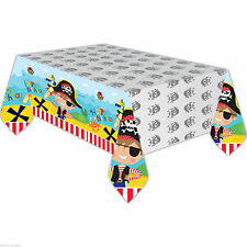 Birthday, Child Pirates Party Table Covers and Skirts