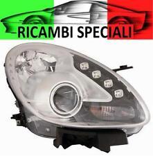 FARO DX ALFA ROMEO GIULIETTA 2010-> H1+H7 PARABOLA CROMATA A LED C/MOTORE