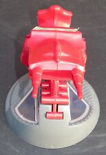 MOTU He Man Eternia Playset Red Laser Cannon With Base Missing Windshield