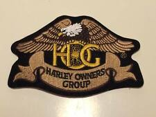 Harley Owners Group Iron on patch