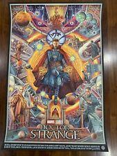 New listing Doctor Strange Marvel Ise Ananphada Regular Movie Poster Print Art