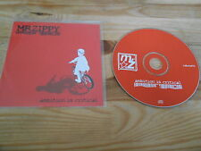 CD Indie Mr Zippy - Ambition Is Critical (12 Song) Promo GOLF REC / PLASTIC HEAD
