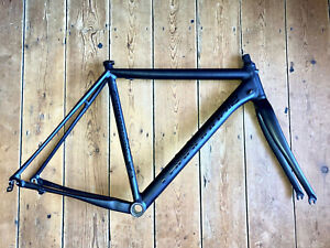 Cannondale CAAD10 frame & forks 54 Stealth road Cult rare Black classic Alloy