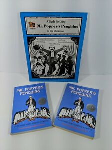 Guide For Using Mr. Popper's Penguins In The Classroom With 2 Books - Homeschool